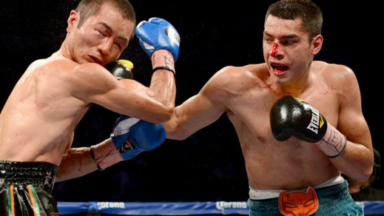 Omar Figueroa Jr. 'looking for payback' against Jerry Belmontes