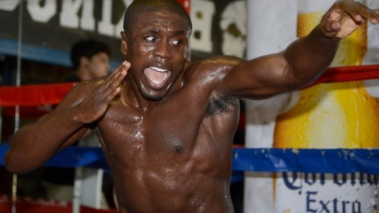 Andre Berto aiming for summer return