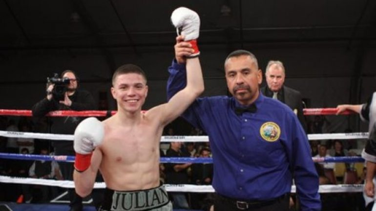 Julian Ramirez returns on April 2 'LA Fight Club' card