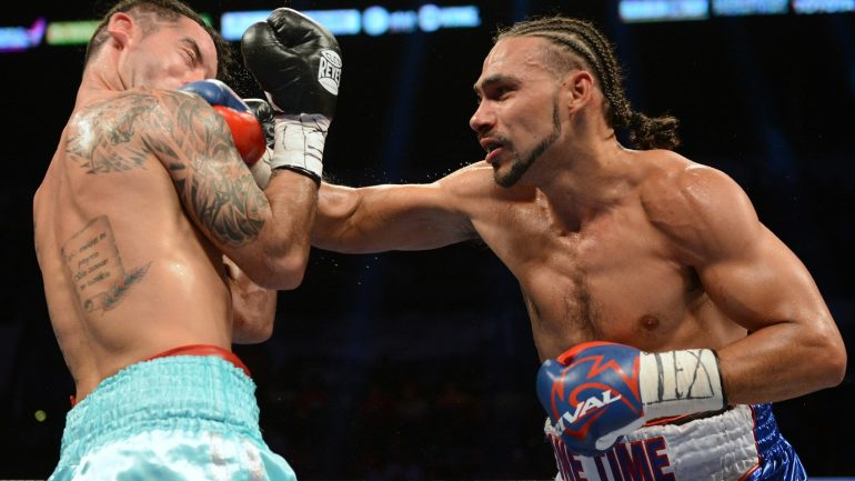 Guerrero-Thurman possible for Nov. 2?
