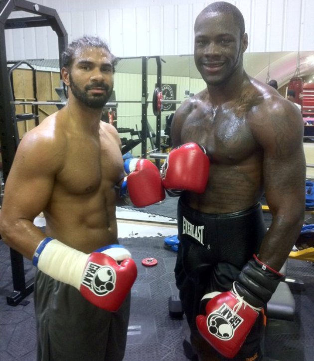 Lem's Latest: Haye May Train With Wilder For Fury Fight