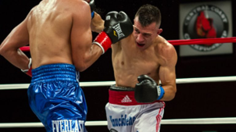 Francisco Santana looks to continue success in 2015