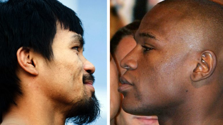 Sam Watson: Floyd Mayweather Jr. wants Manny Pacquiao 'real bad'