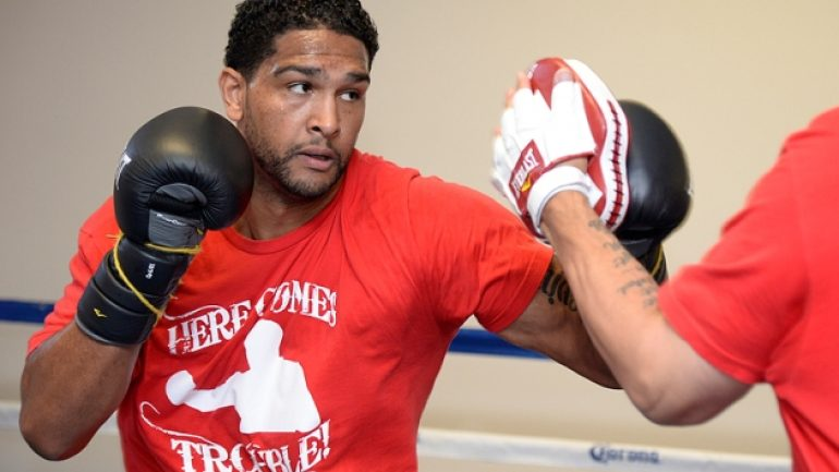 Dominic Breazeale stops Amir Mansour after five rounds