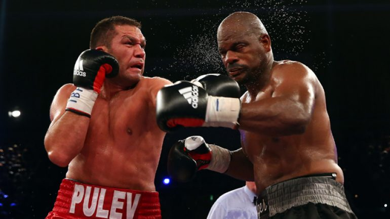 Pulev-Chisora scheduled for May 7 in Hamburg, Germany