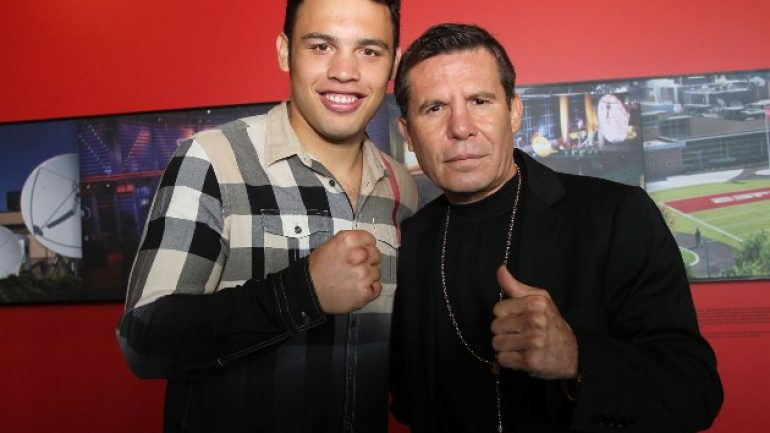 Manager: Julio Cesar Chavez Jr. open to Carl Froch fight