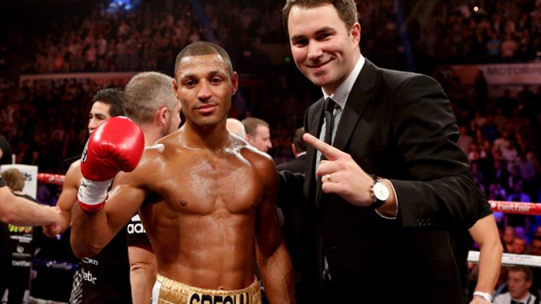 Lem's latest: Eddie Hearn mulls Shawn Porter-Kell Brook