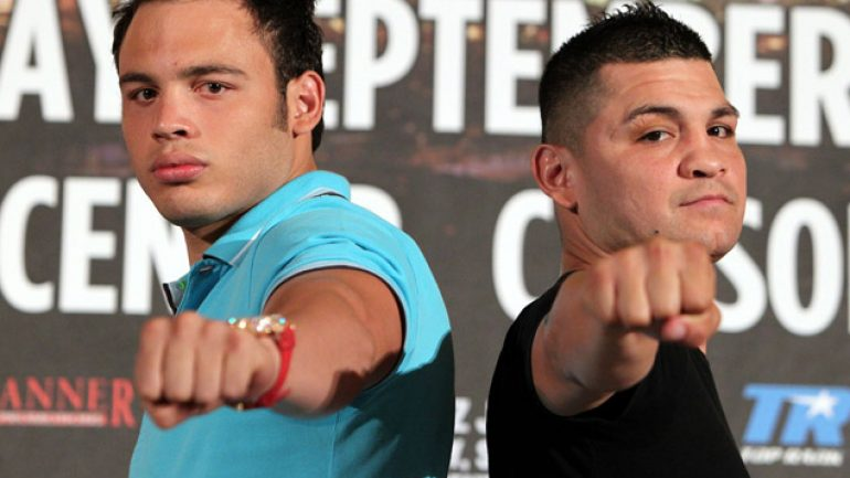 Who wins Julio Cesar Chavez Jr.-Bryan Vera II?