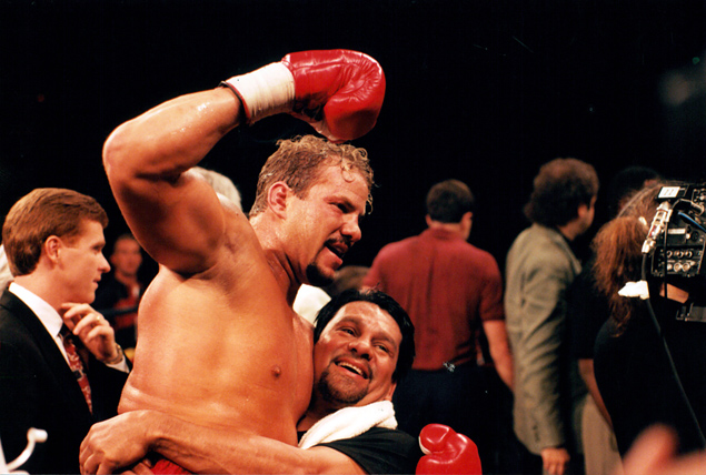 Morrison Gone At 44 But Not Forgotten The Ring