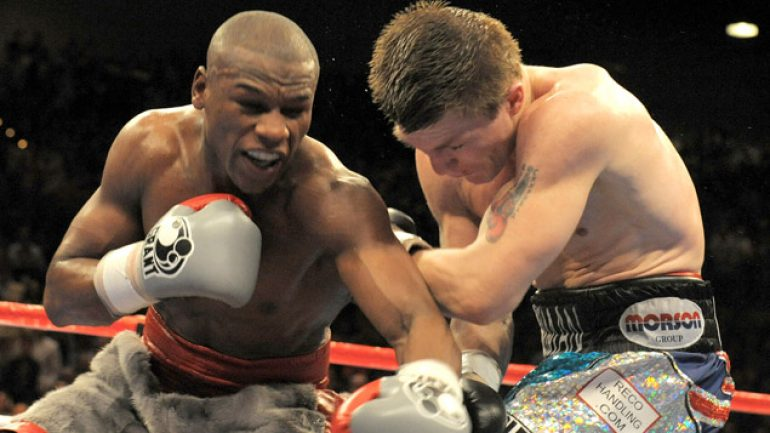 Ricky Hatton breaks down Mayweather vs. Pacquiao