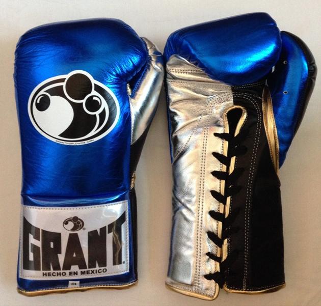 Lem S Latest Mayweather Alvarez To Wear Grant Gloves