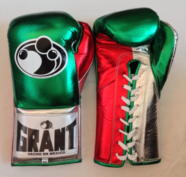 Lem's latest: Mayweather, Alvarez to wear Grant gloves - The