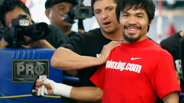 Alex Ariza blames Bob Arum for Mayweather-Pacquiao not happening