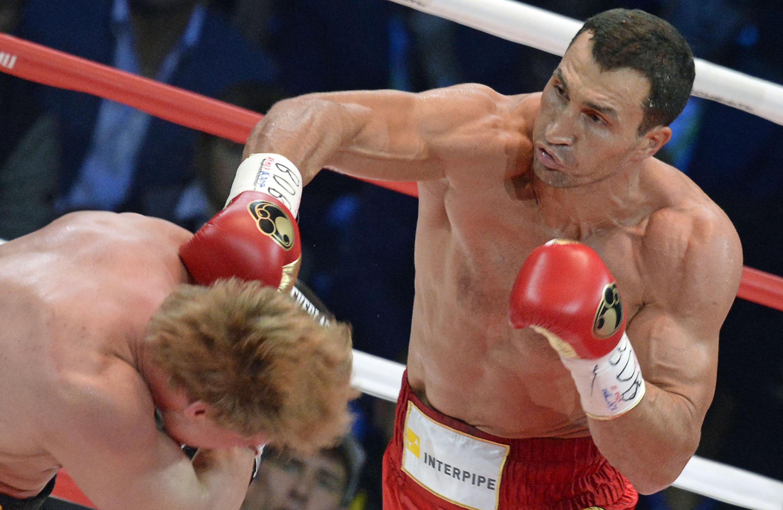 Klitschko will not give Povetkin the opportunity to take revenge