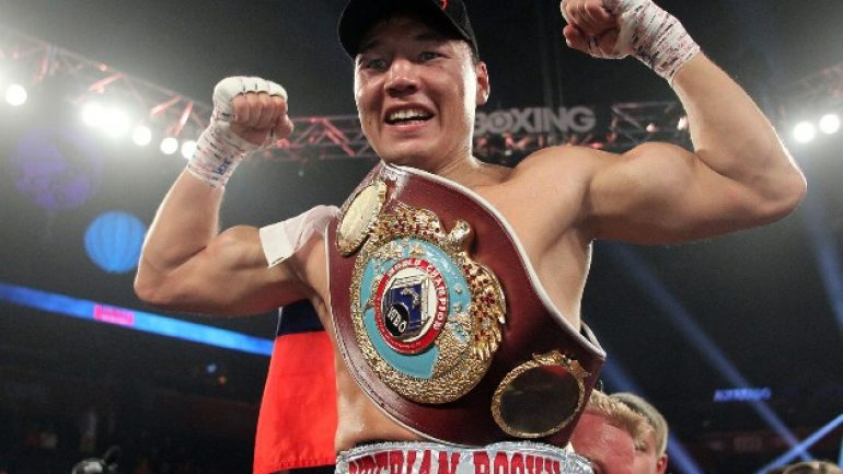 Promoter: Ruslan Provodnikov returns on June 14