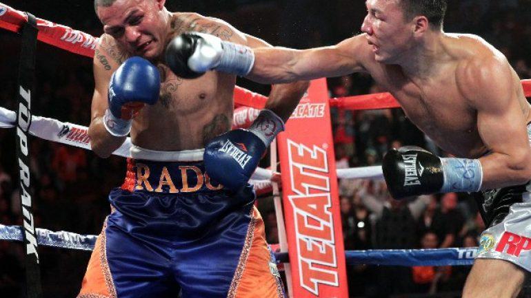 Ruslan Provodnikov: Mike Alvarado hurt Juan Manuel Marquez, but not me