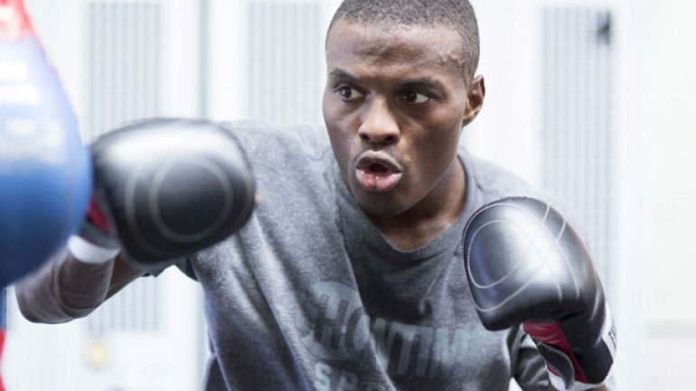 Peter Quillin to play Roger Mayweather in Vinny Pazienza movie