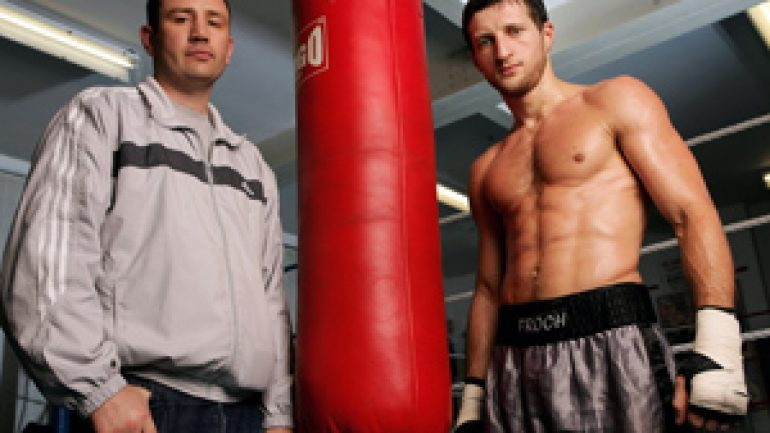 From The Telegraph: Trainers are key in Froch-Groves rematch