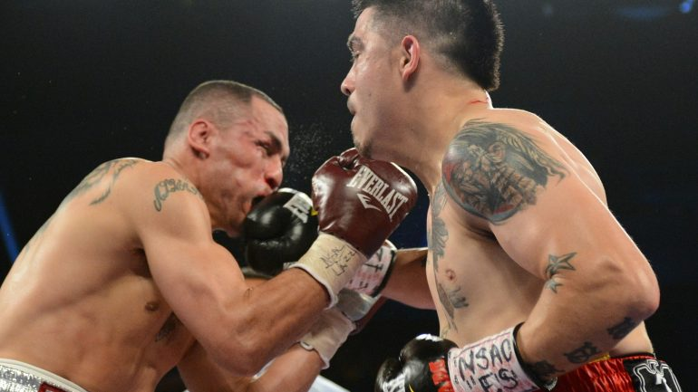 Mike Alvarado-Brandon Rios III on tap?