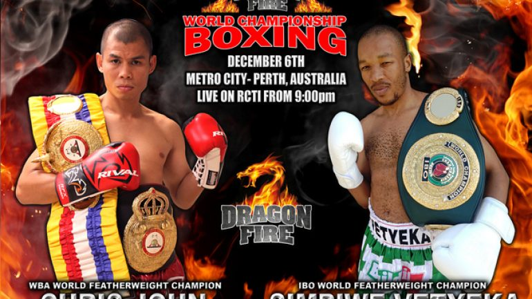 Vetyeka faces Shimoda next, but dreams of Donaire, Gonzalez fights