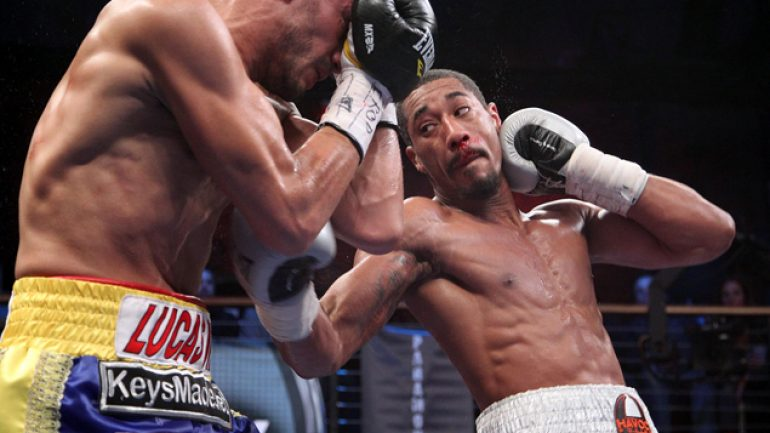 Demetrius Andrade ready for return, ambition sky-high