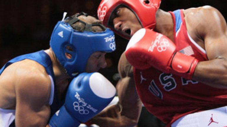 It's official: Professional fighters can qualify for the Olympics