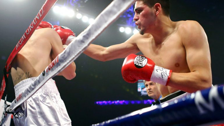 Jose Ramirez, Andy Ruiz score first-round knockouts