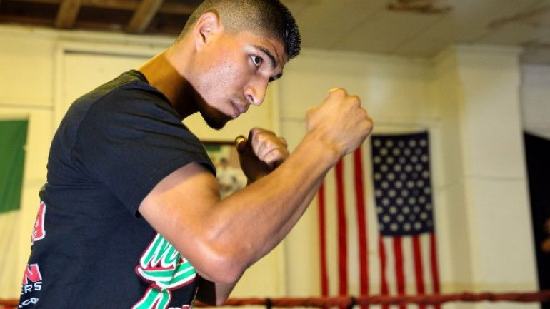 Mikey Garcia is eying a July 30 return at Barclays Center on Showtime