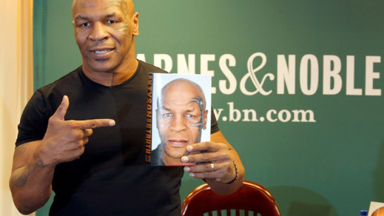 Mike Tyson to promote new monthly series 'KO Kings of Tomorrow'