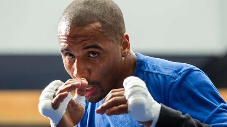 Andre Ward versus Paul Smith now official