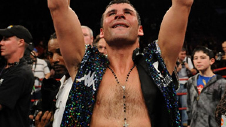 From The Telegraph: Joe Calzaghe says Hall of Fame entry an honor