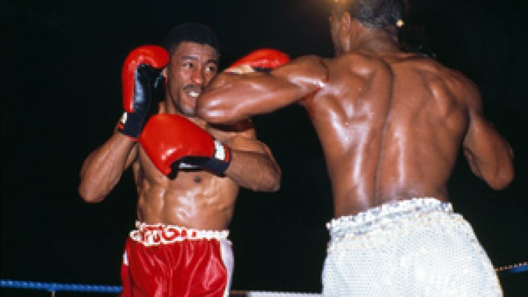 "Michael Watson turns 50 years old: Nigel Benn remembers ""The Force"""