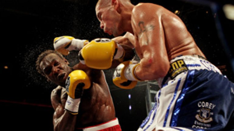 McKenzie looking to upset Ramirez for IBF cruiserweight belt
