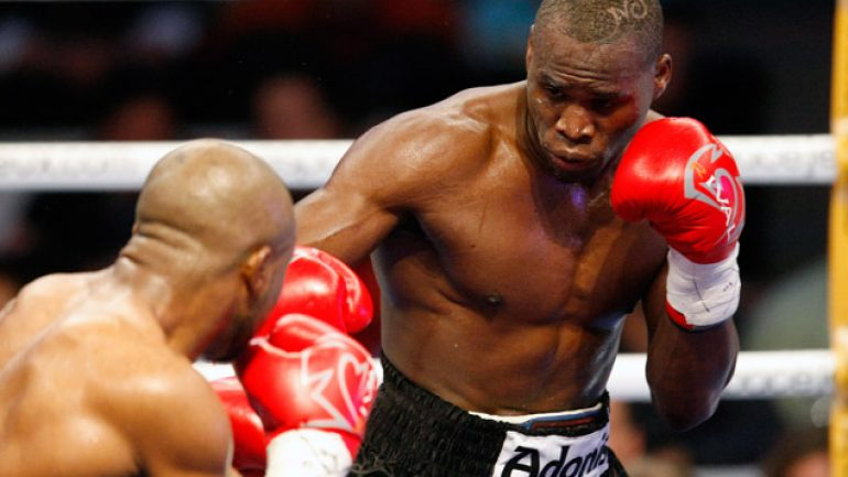 Adonis Stevenson on the Showtime deal: 'It's about business'