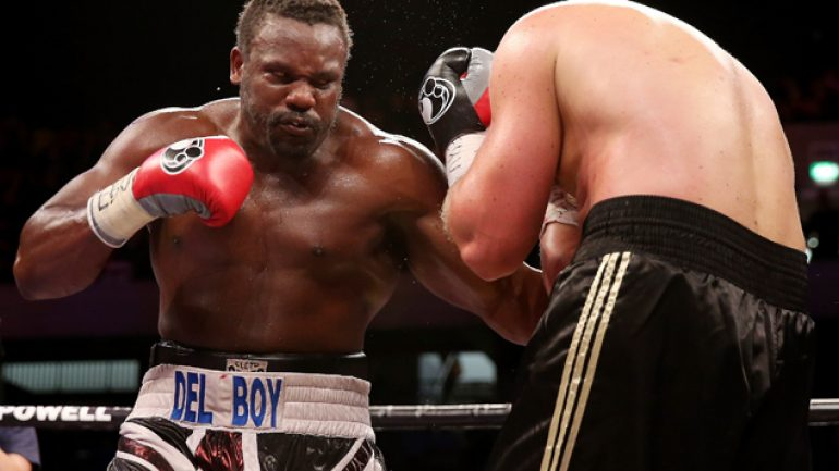 From The Telegraph: Chisora wants 'Rumble in the Jungle' with Klitschko