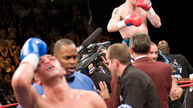 Hatton vs. Malignaggi