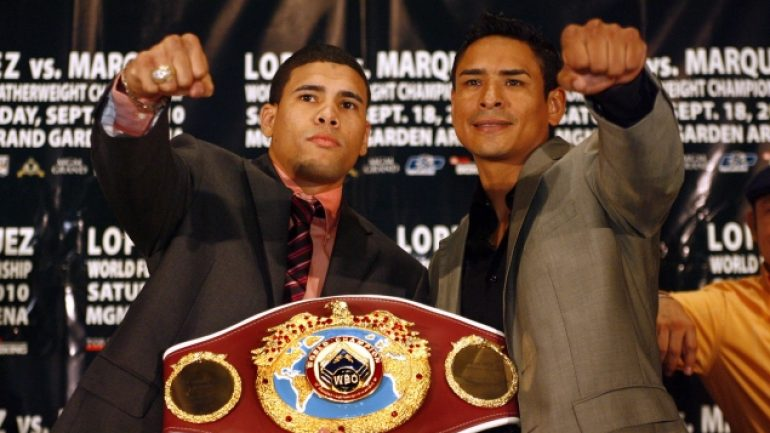 Lopez-Marquez press conference