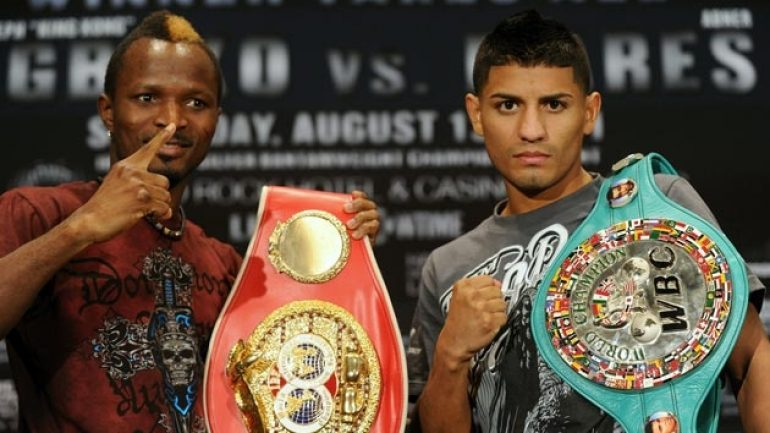 Agbeko-Mares Final News Conference