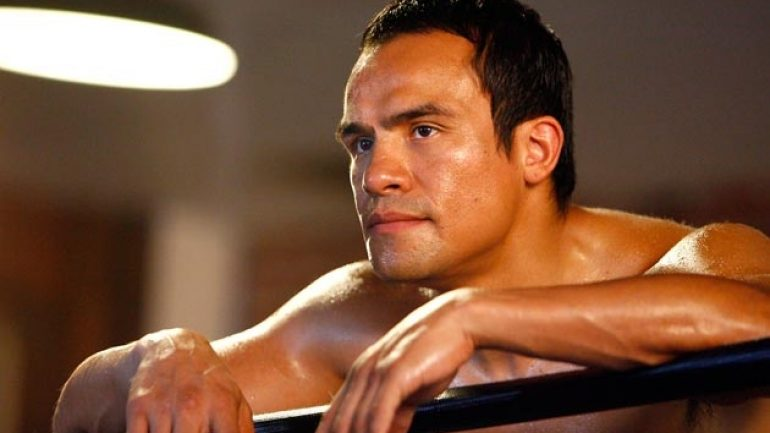 Juan Manuel Marquez to support Daniel Estrada against Kevin Mitchell