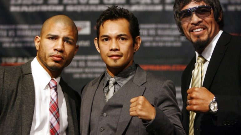 Cotto-Margarito II press conference