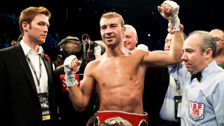 Lucian Bute regains confidence ahead of Pascal clash