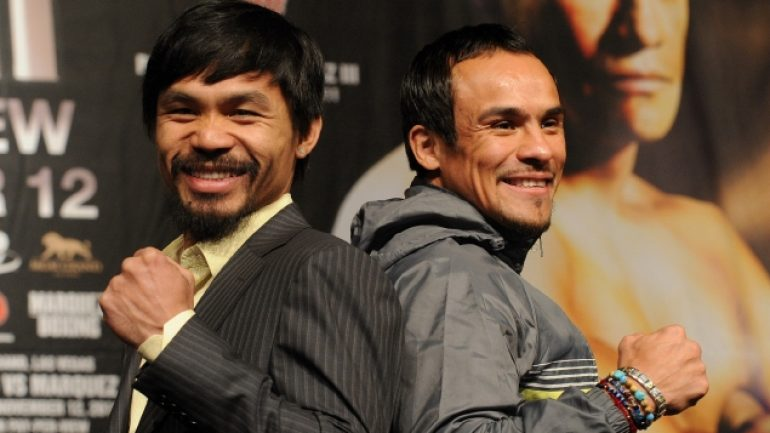 Pacquiao-Marquez III final press conference