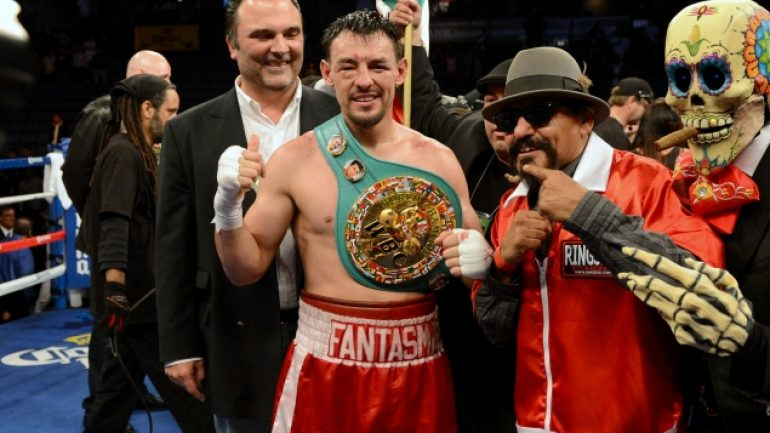 CSAC: New York must resolve Golden Boy, Robert Guerrero contract tiff