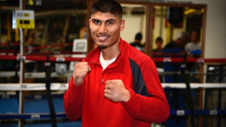 Mikey Garcia's return is in the works with Al Haymon and Showtime in mind