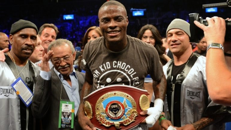 Peter Quillin says he's 'calling out everybody' at middleweight