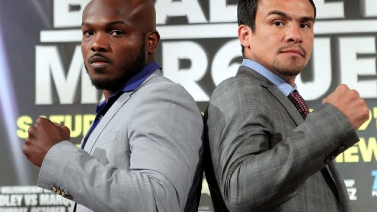 Bradley-Marquez press conference