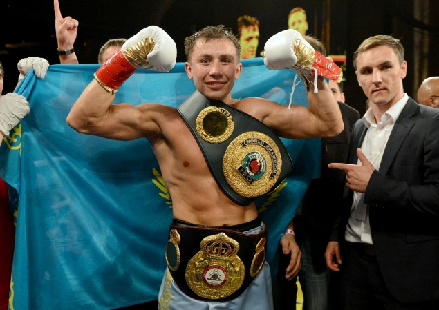 Gennady Golovkin-Osumanu Adama will air in over 100 countries - The Ring