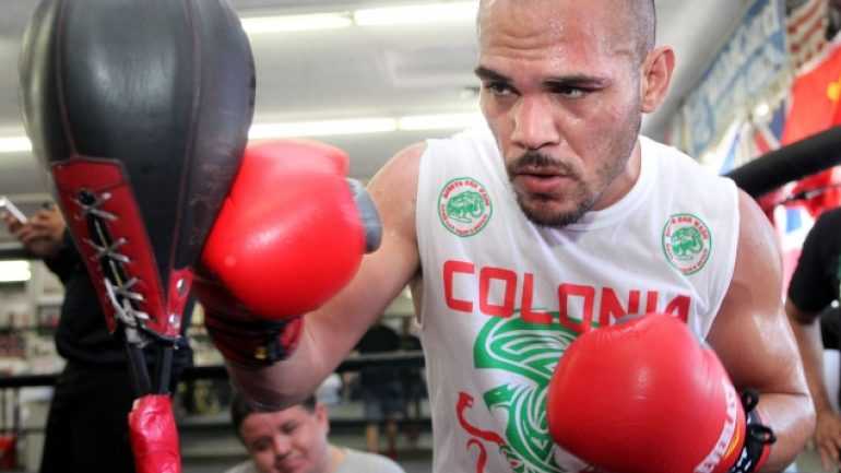 Raymundo Beltran eyes RING lightweight title vs. Terence Crawford