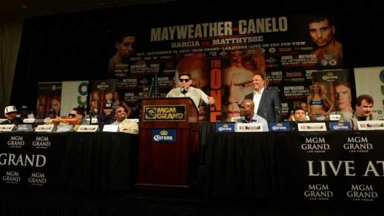 Garcia-Matthysse final press conference