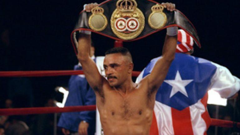 Best I've faced: Wilfredo Vazquez Sr.
